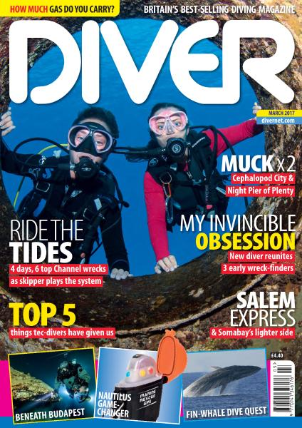 Diver UK - March 2017