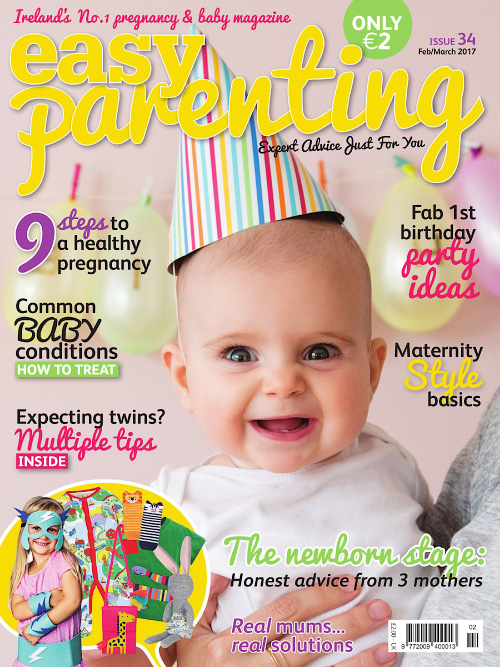Easy Parenting - February/March 2017