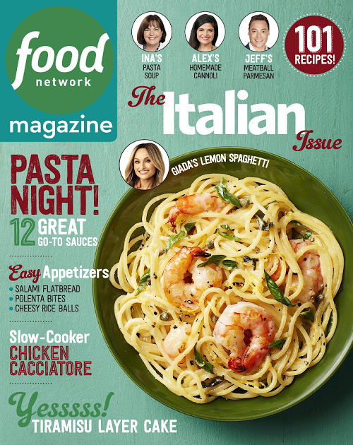 Food Network - March 2017