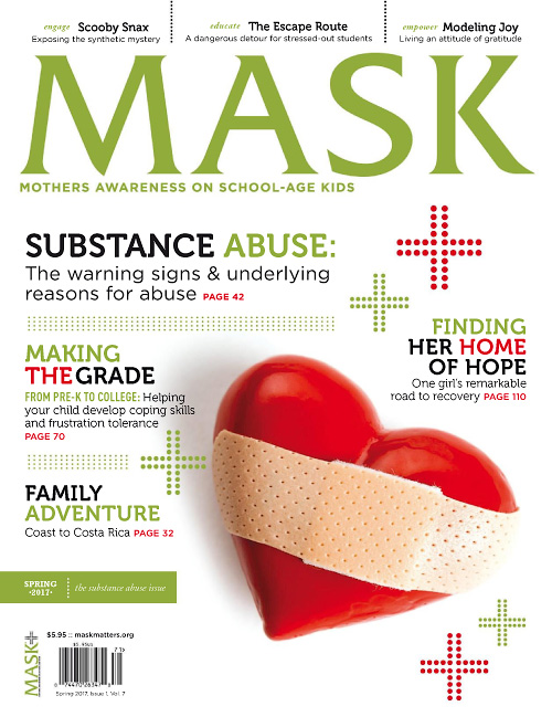 MASK The Magazine - Spring 2017