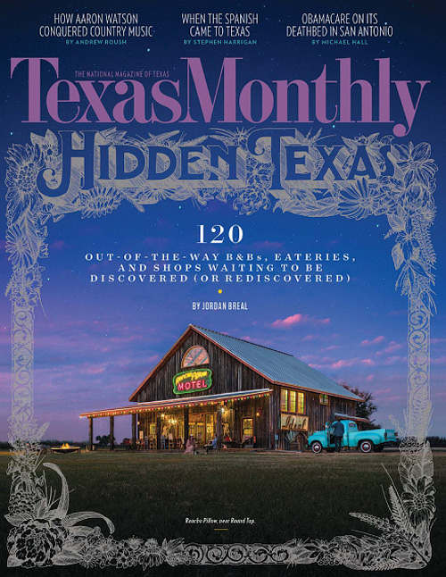 Texas Monthly - March 2017