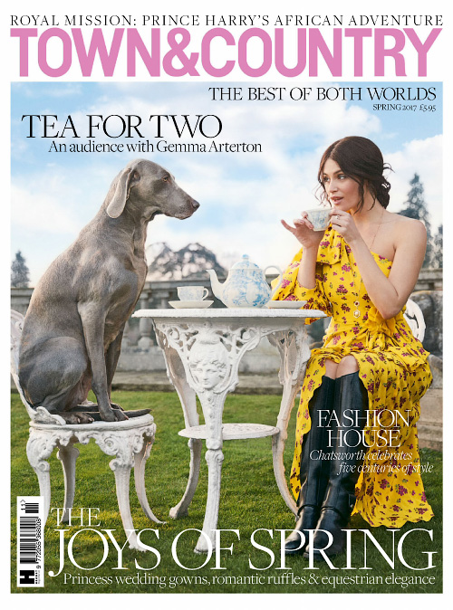 Town & Country UK - Spring 2017