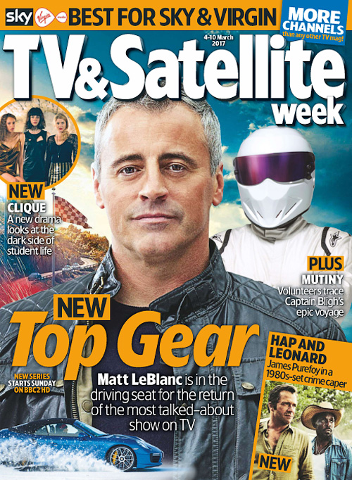 TV & Satellite Week - 4 March 2017
