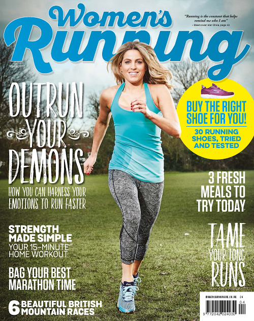 Women's Running UK - April 2017
