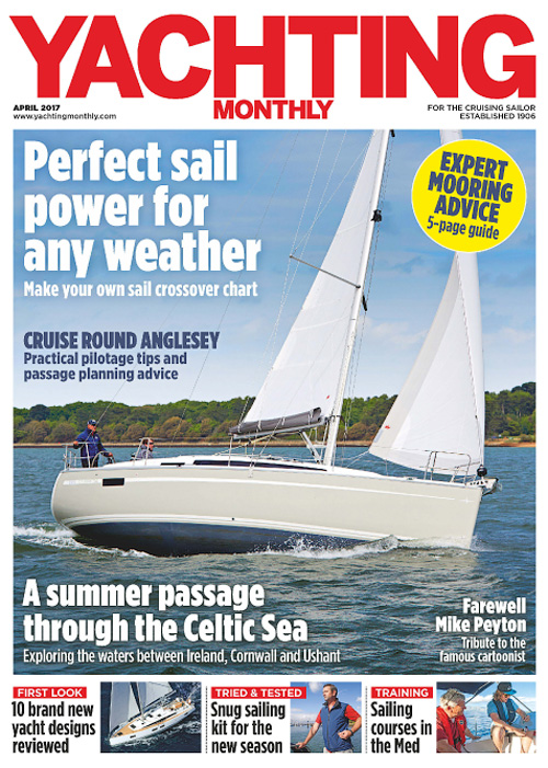 Yachting Monthly - April 2017