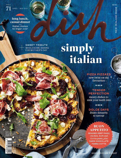 Dish - April/May 2017