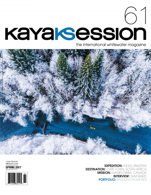 Kayak Session - Spring 2017