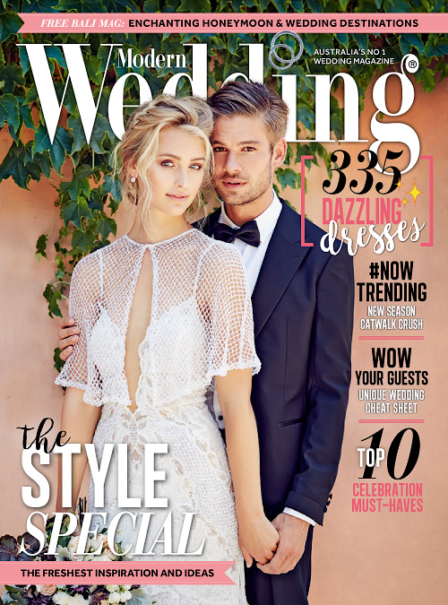 Modern Wedding - Issue 74, 2017