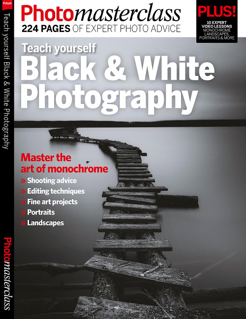 Teach Yourself Black & White Photography 2017
