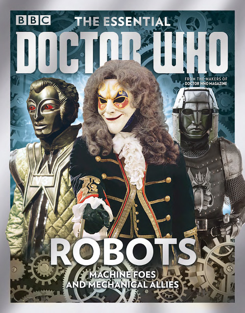 The Essential Doctor Who - Robots 2017