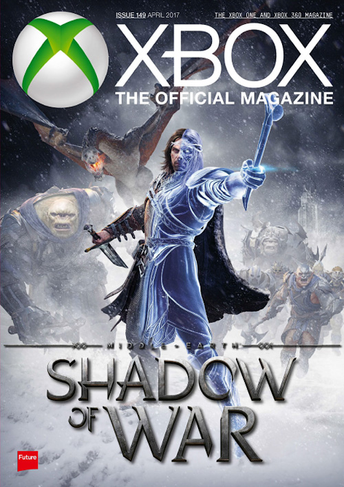 Xbox The Official Magazine UK - April 2017