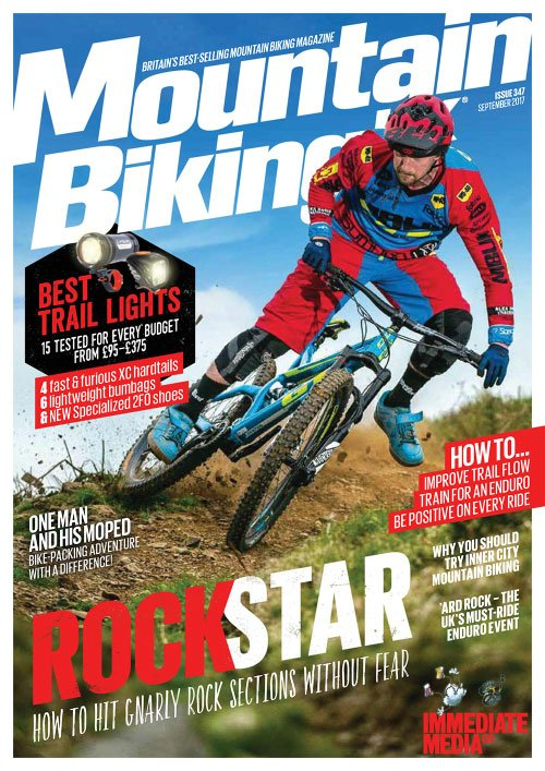 Mountain Biking UK - September 2017