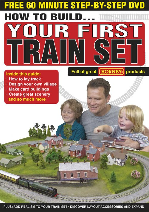 How to build…Your First Train Set