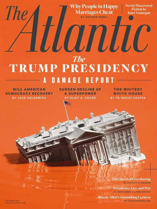 The Atlantic - October 2017