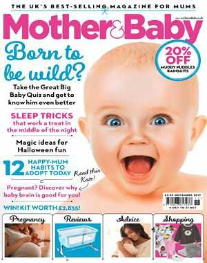 Mother and Baby UK - November 2017