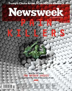 Newsweek International - 20 October 2017