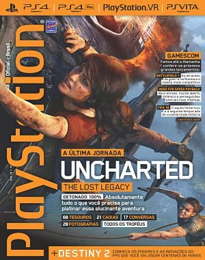 PlayStation Revista Oficial - Outubro 2017