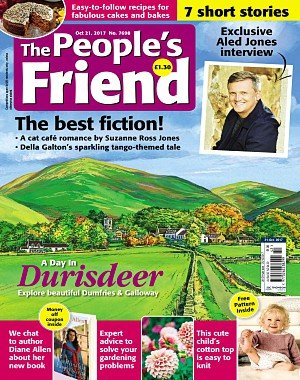 The People's Friend - October 21, 2017