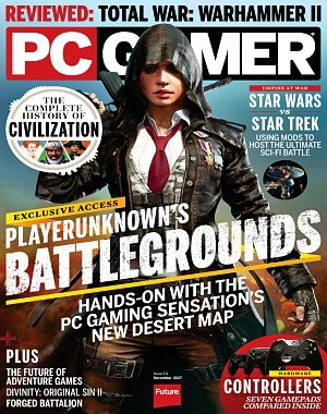PC Gamer UK - December 2017