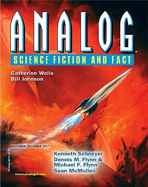 Analog Science Fiction and Fact - November/December 2017