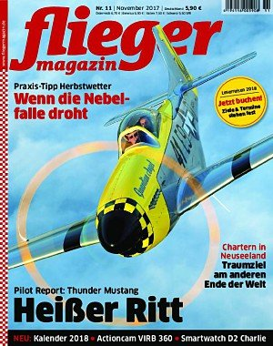 Fliegermagazin - November 2017