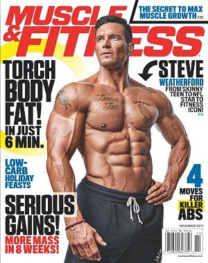 Muscle and Fitness USA - November 2017