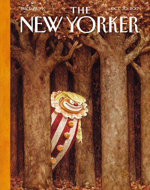 The New Yorker - October 30, 2017