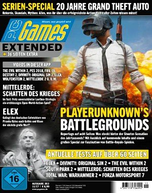 PC Games Germany - November 2017