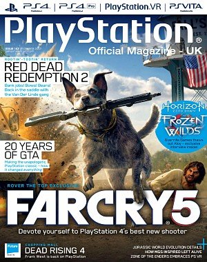 PlayStation Official Magazine UK - December 2017