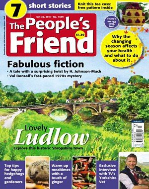 The People's Friend - October 28, 2017