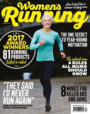 Women's Running UK - December 2017
