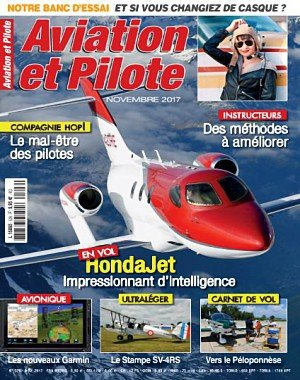 Aviation et Pilote - Novembre 2017