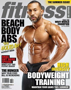 Fitness His Edition - November 01, 2017