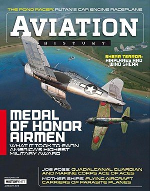 Aviation History - January 2018