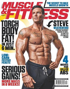 Muscle and Fitness UK - December 2017