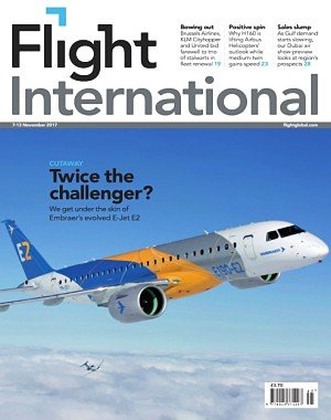 Flight International - 7 - 13 November 2017