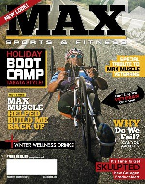 Max Sports and Fitness - November/December 2017