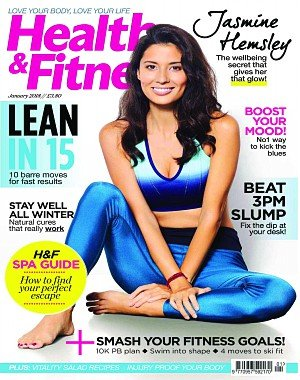 Health and Fitness UK - January 2018