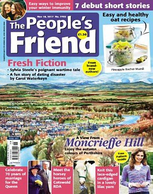 The People's Friend - November 18, 2017
