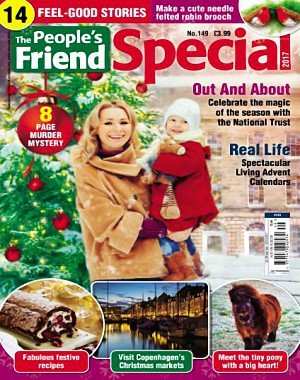 The People's Friend Special - Issue 149 2017