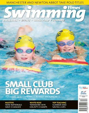 Swimming Times - December 2017