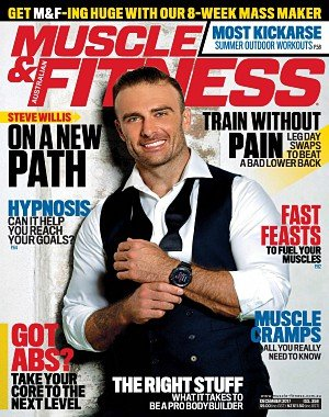 Muscle and Fitness Australia - December 2017