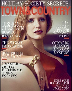Town and Country USA - December 2017