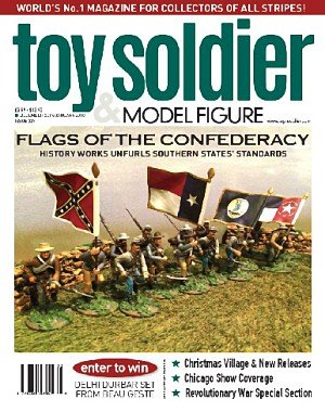 Toy Soldier and Model Figure December/January 2018
