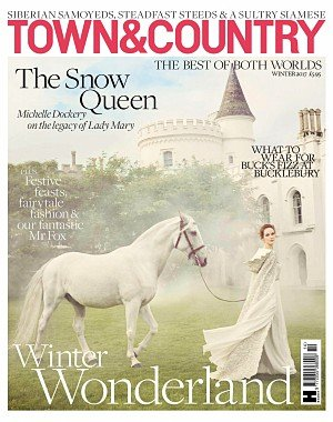 Town and Country UK - December 2017