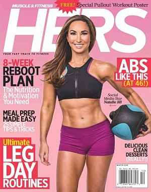 Muscle and Fitness Hers USA - December 2017