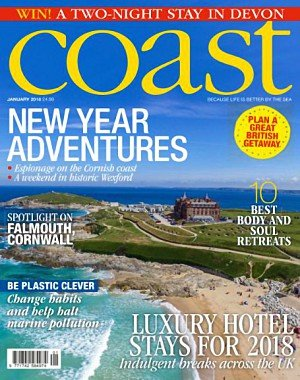 Coast Magazine - January 2018