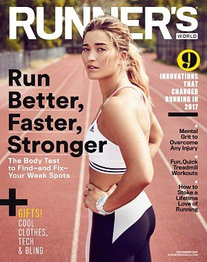 Runner's World USA - December 2017