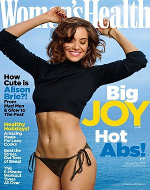 Women's Health USA - December 2017