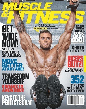 Muscle and Fitness USA - December 2017